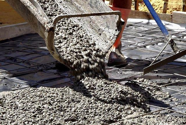 Конкрет бетон логистика бетона